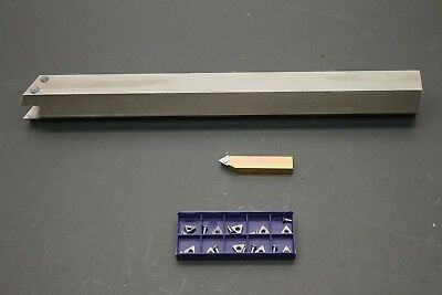 Ammco 5843 Boring Bar, 9872 Bit Holder, 6914 Negative Rake Bits for Brake Lathe