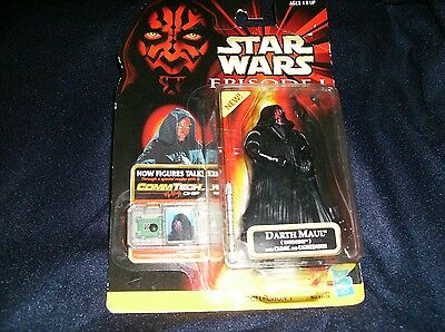 Star Wars Action Figure -- Ep One -- Darth Maul (Tatooine) -- 1999