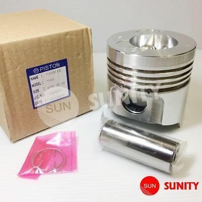 TAIWAN SUNITY - Yanmar TF90 piston set 85mm diesel engine 8.5hp farm machinery