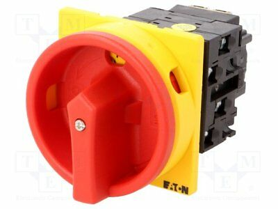 Switch: main cam switch; 2-position; 20A; OFF-ON; Poles no:3+N [1 pcs]