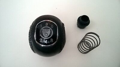 Genuine Jaguar X Type 5 Speed Manual Gear Selector Knob - See Photos