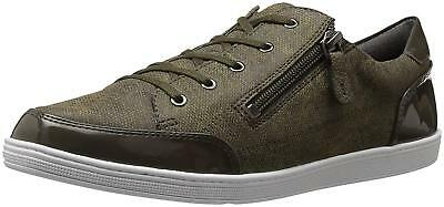 Soft Style Womens Fairfax Low Top Lace Up Fashion Sneakers
