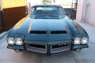 1972 Pontiac GTO LeMans 1972 Lemans GTO look LS2/ 4l60E Frame off Rotisserie restoration and FAST