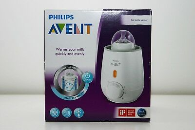 BRAND NEW - PHILIPS Avent Fast 3-Minute Electric Baby Bottle & Food Warmer
