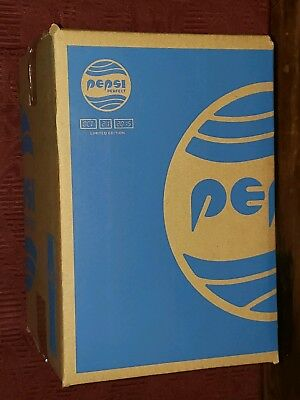 Pepsi Perfect Limited Edition Us Back To The Future Ii Bottle Misb Sealed Box