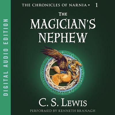 C.S. Lewis full Complete Chronicles of Narnia -  audio-book