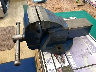 RECORD VICE NO3 Good Condition Engineering Tool mechanical Workshop Must Have
