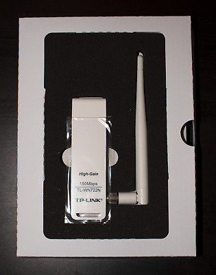 New TP-Link TL-WN722N 150Mbps v1 Atheros Wireless Adapter Kali-Linux Compatible