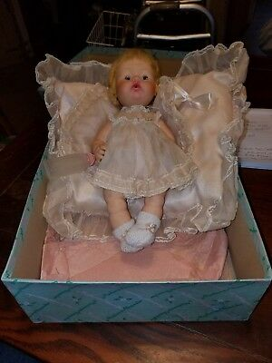 "1965 Madam Alexander "" Sweet Tears"" Doll NIB"