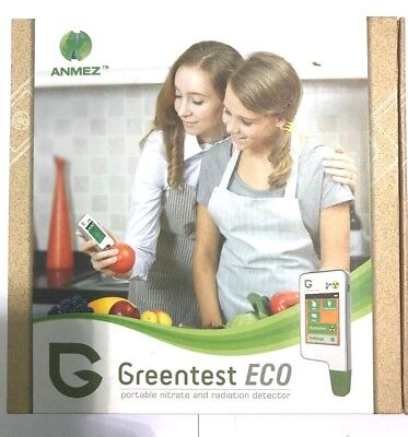 Anmez Green Test Eco Portable Food Safety Testing Device