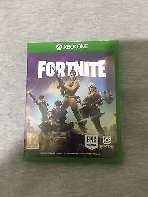 Fortnite Physical Copy Xbox One 74 99 Picclick Uk