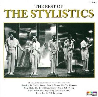 Stylistics - Best Of The Stylistics (CD Used Very Good)