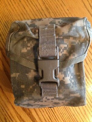 Great Condition US Military surplus Improved First Aid Kit Pouch IFAK ACU CAMO