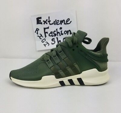 quality design bd131 a8d86 NEW ADIDAS EQT SUPPORT ADV Women Shoes Major Green Olive CP9689 Size 7.5  8.5 9.5