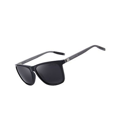 1e1968f40b MERRY S Unisex Polarized Aluminum Sunglasses Vintage Sun Glasses For Men  Wome.