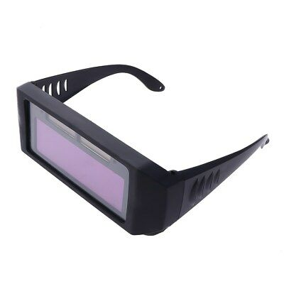 1pc Welding Goggles Solar Powered Grinding Glasses Anti-flog Eye Protection Mask
