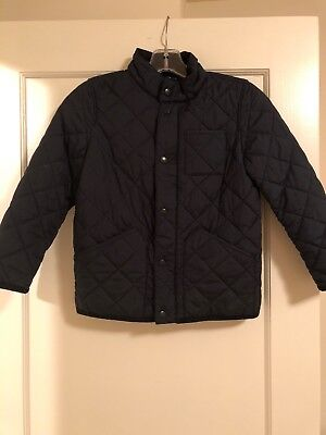 ded9d6e5abcb J CREW CREWCUTS Boys Sussex Quilted Jacket Navy Boys 8 -  23.74 ...