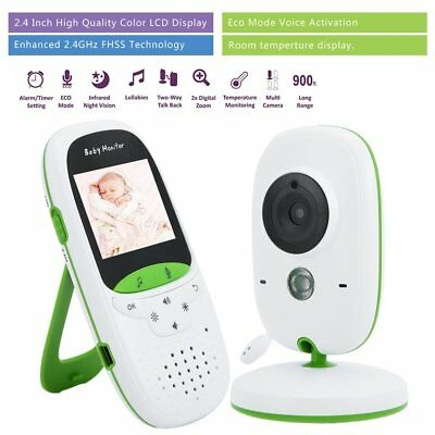 2.0inch Wireless Baby Monitor System Camera & Video Child Home Monitoring TO