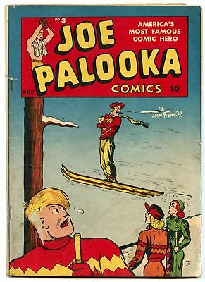 Joe Palooka Comics 3 Mar 1946 GD+ (2.5)