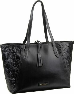 The Bridge Capraia Shopper 3447 Shopper Leder Damentasche Handtasche