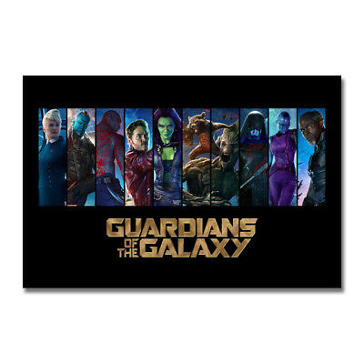 Marvel Studios Guardians Of The Galaxy Vol 2 Exclusive Promo 13x19 Movie Poster