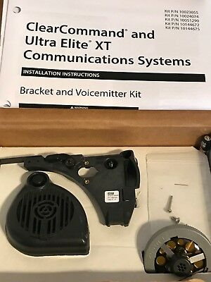 MSA ClearCommand Amplifier Kit # 10024074, SCBA Complete, Communication System