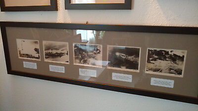WWII Imperial Japanese Navy Sequence Of Events Photographs For Pearl Harbor