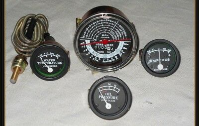 John Deere Tractor Gauges Set Kit for ->50,60,70,520,530,620,630,720,730