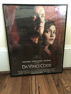 "DaVinci Code Movie Poster - French 16""x20"""