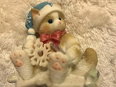 """Enesco Calico Kittens """"You""""re A Cut Above The Rest"""""""