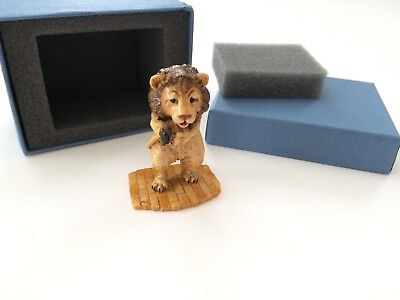 Wee Forest Folk WIZARD OF OZ  COWARDLY LION, FairyTales Event SPECIAL - MINT