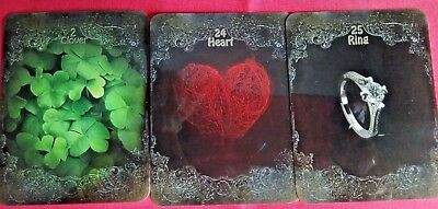 NEW ORACLE LENORMAND 36 CARDS Fortune Telling Author's Edition limited