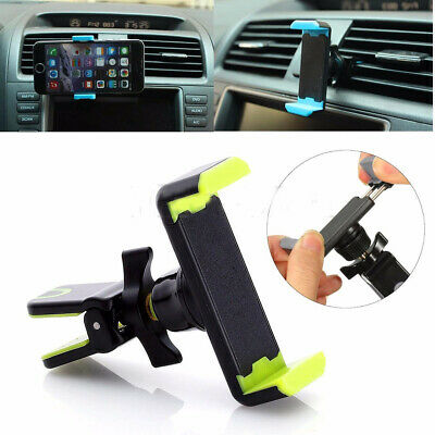 Universal 360° Car Air Vent Holder Mount Stand Clip For iPhone Samsung Phone