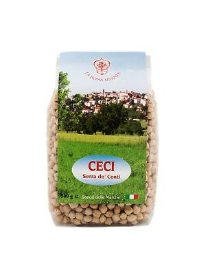 CECI legume typical grown in the Marche Apennines