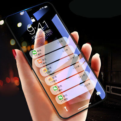 3D Full Cover 9H Tempered Glass Screen Protector for Nokia 7 Plus/6 2018/X6 Film