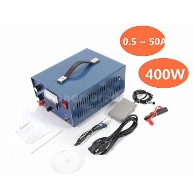 Jewelry Laser Welder Machine Pulse Mini Spot Gold Silver 110V 220V 400W 50A od34