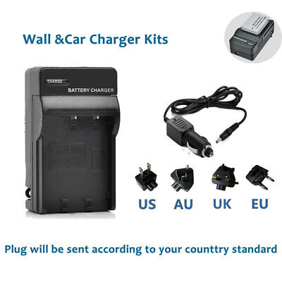 Battery Charger NB10L For Canon PowerShot G1 X/G1X/G15/SX40 HS NEW