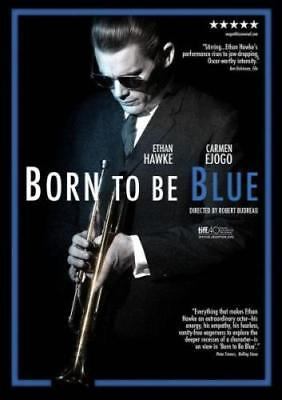 BORN TO BE BLUE (Region 1 DVD,US Import,sealed)