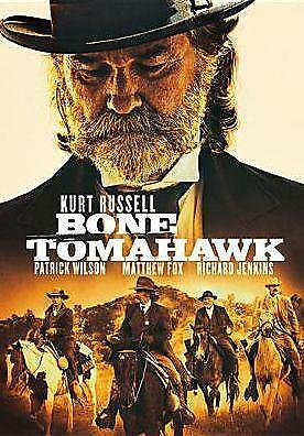 BONE TOMAHAWK (Region 1 DVD,US Import,sealed)