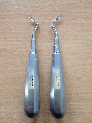 Root Elevators FLOHR-3 3.5mm Right and Left Dental Instrument Surgimax® CE