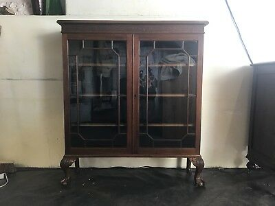 Display Cabinet Bookcase