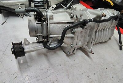 GENUINE JAGUAR LAND ROVER RANGE ROVER V8 SUPERCHARGER kit new package