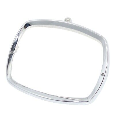 Headlight Headlamp Bezel Rim Alloy Polished Casting Lambretta Scooter GEc