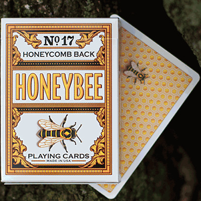Mazzo di Carte Honeybee V2 Playing Cards (Giallo) - Carte da gioco