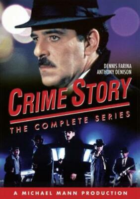 CRIME STORY: THE COMPLETE SERIES (Region 1 DVD,US Import,sealed)