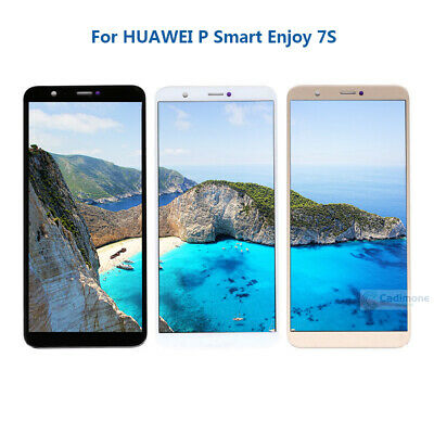 NEUF POUR HUAWEI P Smart Enjoy 7S FIG-LX1 Écran tactile LCD Full Assembly DL01