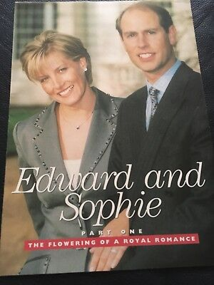 Prince Edward & Sophie Magazines Part 1 And 2