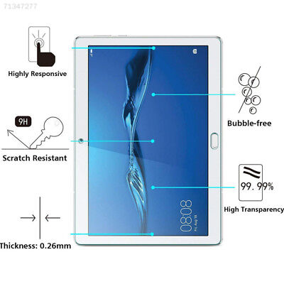 """Tablet Tempered Glass Screen Protector Cover For Huawei MediaPad T3 9.6"""" T2 M5"""