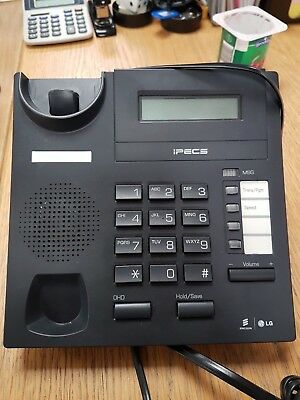 Office Phone  IPECS LG Ericsson  LDP-7004D