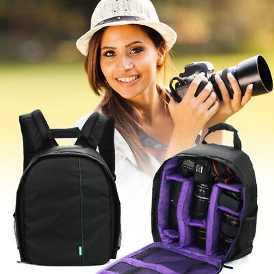 Waterproof Camera Backpack Shoulder Bag Case For Canon For Nikon Sony Canon DSLR